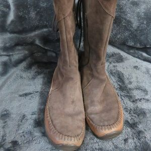 The North Face Brown Boots Size 8